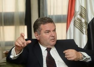 وزير قطاع الأعمال: الغزل والنسيج سيشهد ثورة صناعية