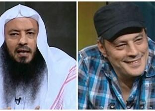 """عمرو عبدالجليل: """"شقيقي السلفي سبب دخولي الفن.. بيغني وصوته حلو"""""""