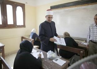 رئيس المعاهد الأزهرية: طلاب الثانوية ضربوا أعظم الأمثلة في الالتزام