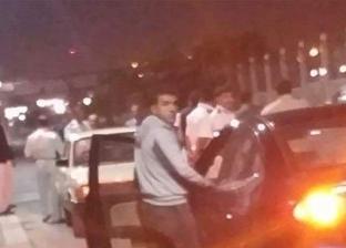 عاجل| القبض على المتورطين في تفجير سيارة ضابط شرطة بحلوان
