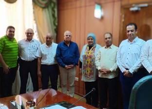الغضبان: أبناء بورسعيد ومنظومة التأمين الصحي الجديد في مقدمة أولوياتي