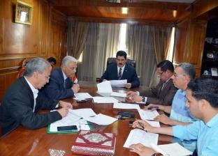 محافظ القليوبية يوجه بإنهاء مشروعات الخطة الاستثمارية قبل 12 يونيو