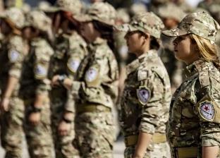 """""""سوريا الديمقراطية"""" تحتفل بتخريج نساء مقاتلات في شمال شرقي البلاد"""
