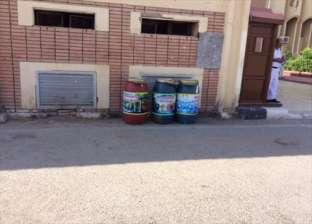 """عيسى: تطبيق """"فصل القمامة من المنبع"""" بديوان محافظة جنوب سيناء"""