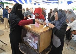 إقبال كثيف على انتخابات 11 لجنة نقابية بالدقهلية