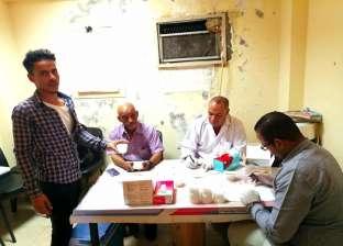 جنوب سيناء تواصل حملات الكشف عن المتعاطين في الجهاز الإداري