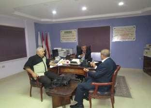 لجنة لتقنين الأوضاع بمدينة أبو رديس في جنوب سيناء