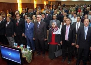 بالصور| افتتاح فرع جديد للتأمين الصحي بجامعة طنطا