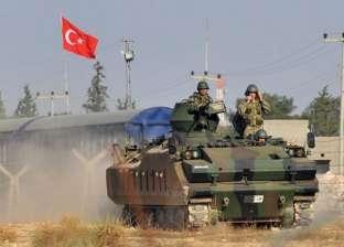 الجيش التركي يبدأ في بناء جدار أسمنتي لفصل عفرين عن سوريا