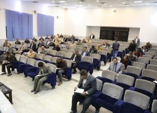 محافظ سوهاج يشهد اختبارات رؤساء القرى