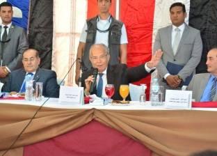 اليوم.. وزير التنمية المحلية يلتقي بمحافظي إقليم القناة بالإسماعيلية