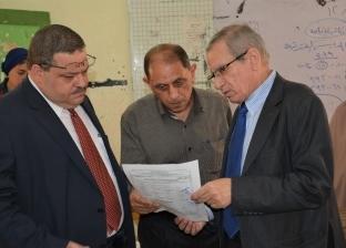 نائب وزير التعليم في جولة مفاجئة للجان الدبلومات.. توجيهات ومحاضر غش