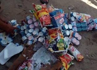 """""""الصحة"""": إعدام 347 طن أغذية فاسدة بمحافظات الجمهورية"""