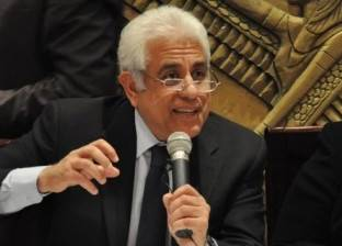 حسام بدراوي: جزء كبير من الموازنة العامة للدولة يذهب لسداد المديونات