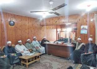 """""""أوقاف المنيا"""": حظر تشغيل أحمال زائدة على عدادات المساجد خلال رمضان"""