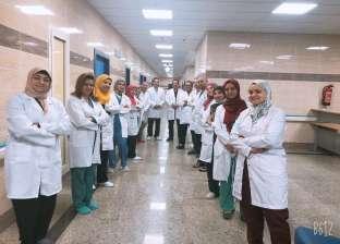 شاهد.. رسائل أطباء أسيوط للمواطنين بعد مغادرة مستشفى إسنا لعزل كورونا