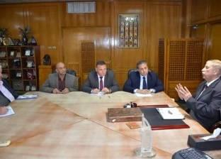 حركة تنقلات لنواب وسكرتيري المراكز والمدن والأحياء بالإسماعيلية