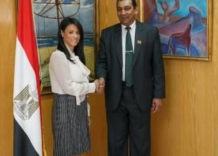 بالصور| رئيس البرلمان السيرلانكي: نتطلع لزيادة الرحلات الجوية مع مصر