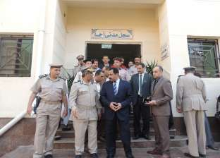 افتتاح السجل المدني الجديد في أجا بالدقهلية