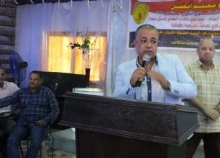 نقيب معلمي حلوان يطالب البرلمان بسرعة إنجاز قانون النقابة