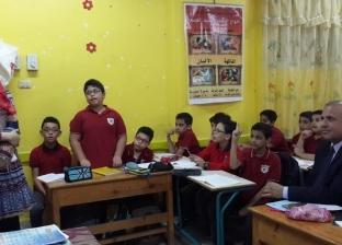 """وكيل """"تعليم الدقهلية"""": النظام الجديد يعيد جاذبية المدارس للطلاب"""