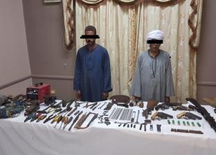 الأمن العام: ضبط ألفي قطعة سلاح وتحرير 3 آلاف قضية مخدرات