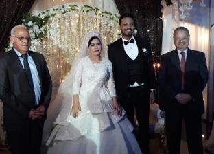 """محافظ بورسعيد يشهد حفل زفاف فتاة بمؤسسة """"القاصرات"""""""