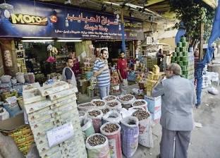 """""""غرفة القاهرة"""" تفتتح معرض سلع """"رمضان كريم"""" في المرج"""