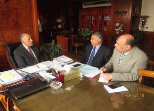 وزير الموارد المائية: تنفيذ مشروع ري تجريبي بالرش والتنقيط في الفيوم