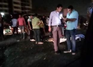"""""""نيابة الفيوم"""" تطلب التحريات في إصابة 5 أشخاص على طريق القاهرة"""