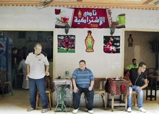 مقهى الاشتراكية يرحب بأهالى بولاق الدكرور: يعنى إيه اشتراكية؟