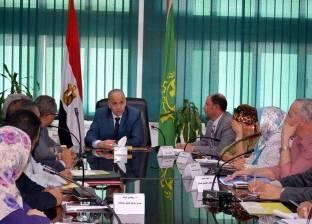 محافظ القليوبية: تدشين حملة صحة المرأة المصرية لنشر الوعي الصحي