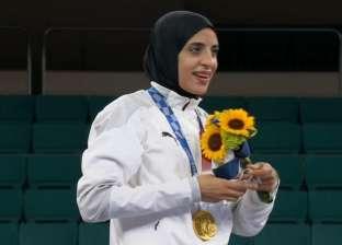 فريال أشرف: «أنا كنت نازلة علشان آخذ الميدالية الذهبية»