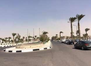 """""""عمليات جنوب سيناء"""": فتح جميع الطرق أمام حركة المرور"""