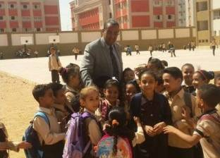 """رئيس حي الأسمرات: جمعية الأورمان استجابت وتكفلت بملابس طلاب """"تحيا مصر"""""""