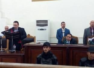 """النيابة في """"اعتصام رابعة"""": الإخوان لا يحبون الوطن ويرونه """"حفنة تراب"""""""