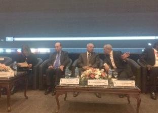 بحضور مميش وكامل الوزير.. بدء فعالياتالمؤتمر الدولي للنقل البحري
