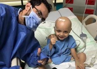 """عوض غياب والدته.. ممرض """"57357"""" يروي لـ""""الوطن"""" كواليس رقصه لطفل السرطان"""