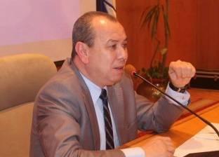 عبدالحميد يدعو لدعم الأندية الرياضية في دمياط