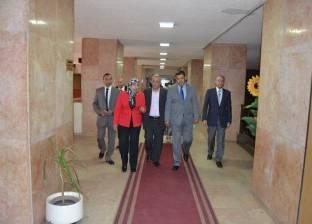 """الخدمة المدنية الأردني يشيد بجهود """"التنظيم والإدارة"""" بالتنمية البشرية"""