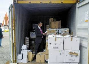 «جمارك الإسكندرية» تُحبط محاولة تهريب أدوية منتهية الصلاحية من تركيا