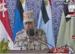 وزير الدفاع: لجنة لتسوية المواقف التجنيدية لأبناء حلايب وشلاتين
