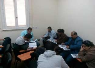 بدء فاعليات التدريب المتخصص في برنامج تطوير التعليم الكنسي