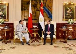 الرئيس السيسي يبحث مع ملك البحرين التطورات الإقليمية ومكافحة كورونا
