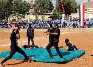"""""""ناصر العسكرية"""" بأسيوط تستعد للاحتفال بالعيد المئوي على إنشائها"""