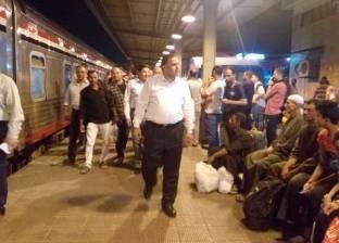 """مصدر بـ""""السكة الحديد"""": حجز التذاكر عبر الموبايل لقطارات """"VIP والمكيفة"""""""