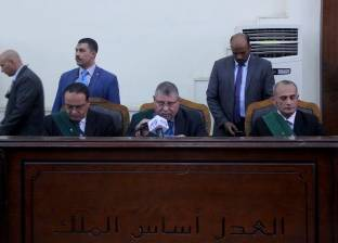 """مد أجل الحكم في """"فض رابعة"""" لـ28 يوليو لتغيب المتهمين"""