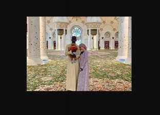 """بعد زيارة """"بوجبا"""" لمسجد الشيخ زايد.. الأماكن المقدسة وجهة نجوم الكرة"""