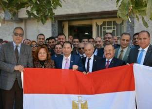 """جامعة بورسعيد تشارك في مبادرة دعم """"المجهود الحربي"""""""
