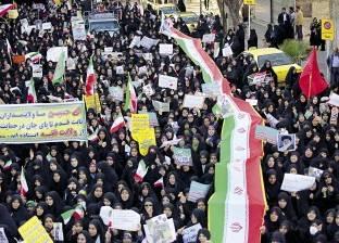 تواصل التظاهرات المؤيدة للنظام في ايران